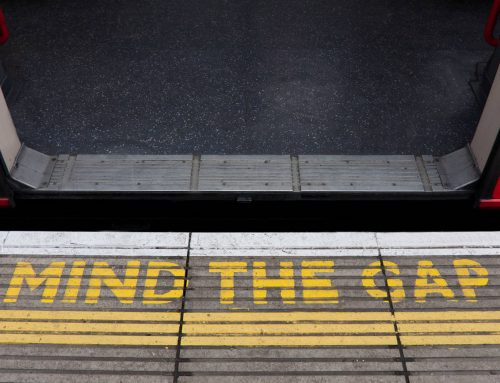 Mind the gap  – hit those targets in this next quarter