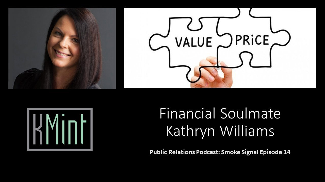 Kathryn Williams on Smoke Signal - A PR Podcast by Paul Cheal