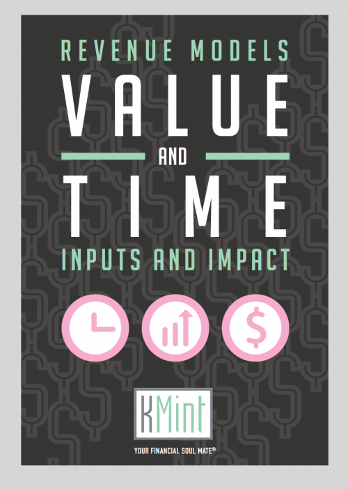 Revenue Model Value and Time