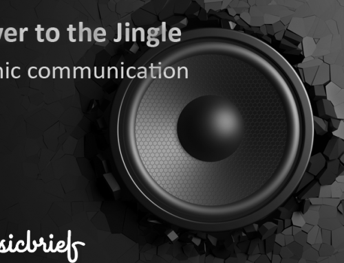 Power to the jingle – sonic communication