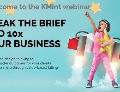 Break the brief and 10x your business